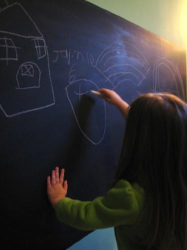 kids room blackboard 2
