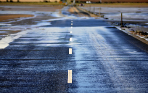 The Lindisfarne Causeway