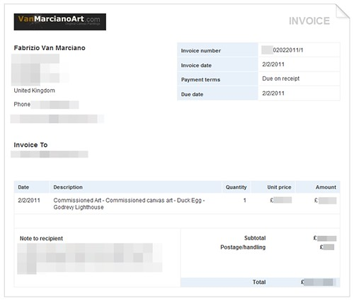 PayPal Invoicing 1