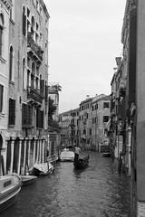 Castello0256.jpg [Explored] (ups80kft) Tags: venice blackandwhite bw italy water geotagged canal europe ita gondola veneto cannaregio explored gtaggroup canon7d