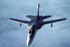 [フリー画像] 乗り物, 航空機, EF-111A レイヴン, アメリカ空軍, 201105142300