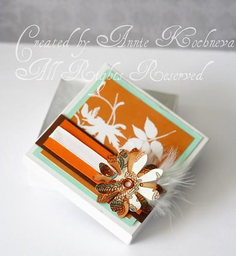 """Florentina"" gift box"