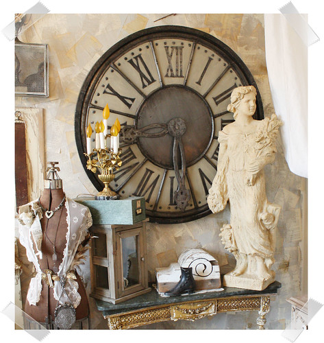 Paris Couture Antiques- Room Makeover