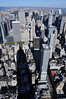 Shadow of Empire (R n P) Tags: park nyc newyorkcity newyork skyscraper view skyscrapers manhattan central broadway landmark empirestatebuilding bryantpark skyscrapper