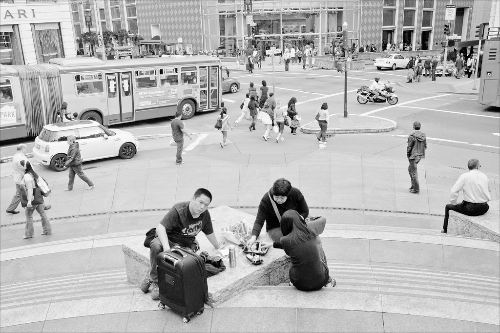Picnic on Union Square