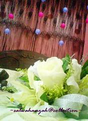 Bilik tidur with lantern (Salwa Hamzah) Tags: pengantin tidur bilik junjung sireh gubahan