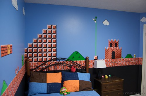 Super Mario Bros. Room