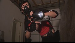 GearedUp (noirgirls) Tags: fetish video noir heroine horror gasmask distress peril damsel ryona tobatsu