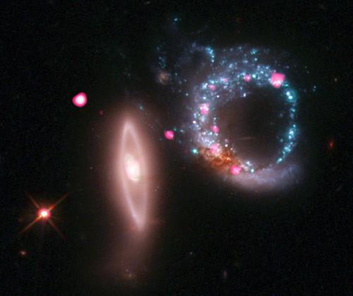 A Ring of Black Holes (NASA, Chandra, 02/09/11)