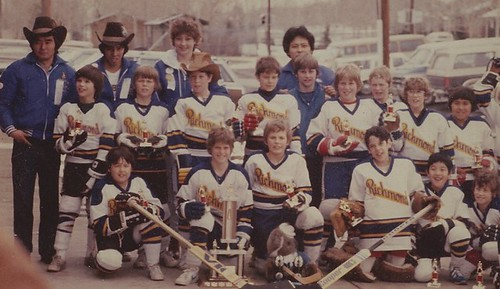 Lake Bonavista Hockey Tournament 1981
