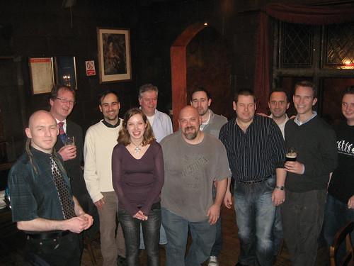 Joomla! User Group Dublin meeting up in February 2011.