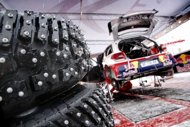 WRC Sweden, Shakedown