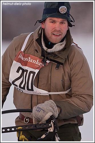 Femundlopet 400 - 2011: Ben Voigt, Platz 12