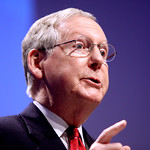 From flickr.com: Mitch McConnell {MID-179823}