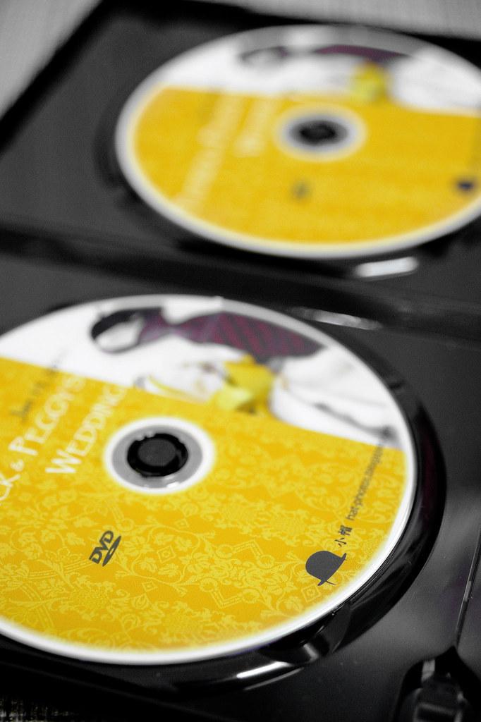 精緻專屬設計DVD