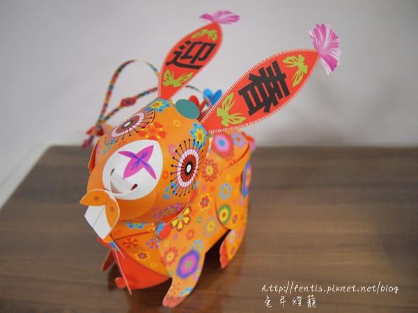 兔年燈籠1