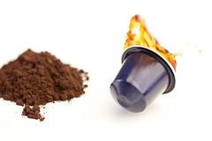 capsule & splash II (dongga BS) Tags: coffee drops kaffee splash nespresso kapseln canoneos50d nespressokapseln ef100mmf28lmacroisusm