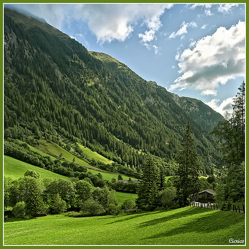 Racines, Ratschings - Val Ridanna, Ridnauntal (Località Bichl - Colle)