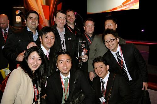 Jibe and Jibe Japan together!  Congrats Team!!!