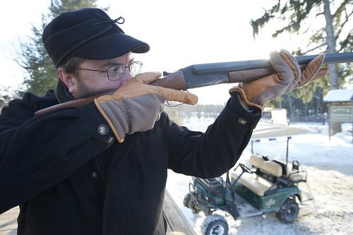 Grampa's Gun