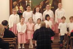 Choir Singing for Valentine's Day