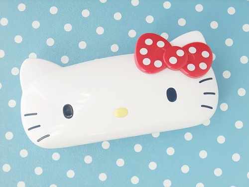 kitty eyeglass case 1