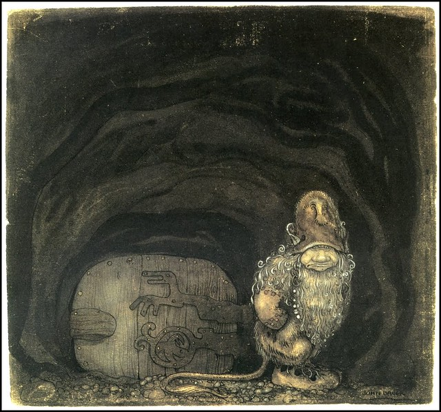 John Bauer - Illustration 16