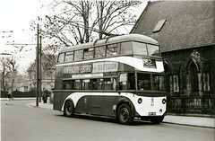 (Paul From Hull) Tags: transport corporation kingston hull upon trolleybus