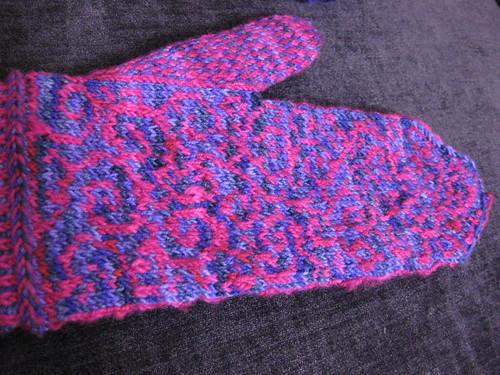 First proper mitten