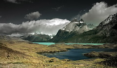 National Park Torres del Paine - CHILE (Bajy) Tags: wowiekazowie excapture