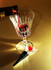 Week 7 (Steve Lindenman) Tags: red heart wine stopper lindenman mcpproject52