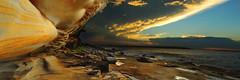 La Perouse1p (AlexRichards_RichardsPhotographyOnline.com) Tags: sunset seascape landscape la nikon shipwreck perouse minmi d3s