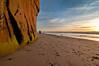 Sharing a Sunset, Solana Beach (Nick Chill Photography) Tags: ocean california sunset love photography nikon couple pacific sandiego fineart solanabeach sharing stockimage fletchercove d300s nickchill