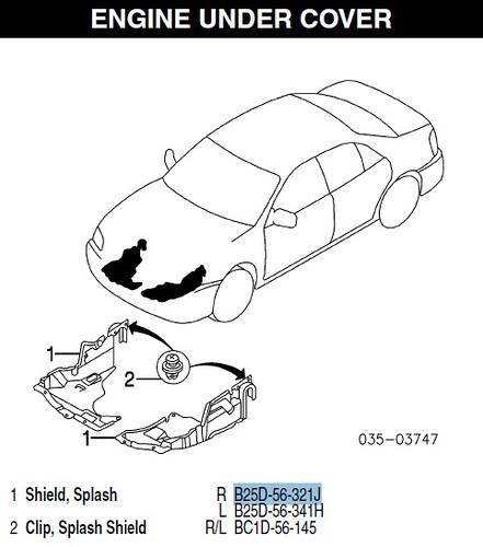 Showthread on 2003 Mazda Protege Lx