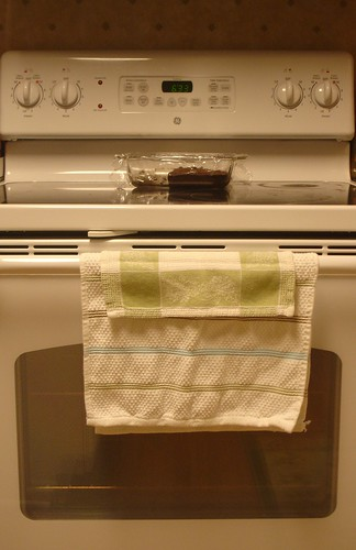 Clean Dish Cloth and Towel