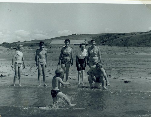 McCreath and Low families 1959
