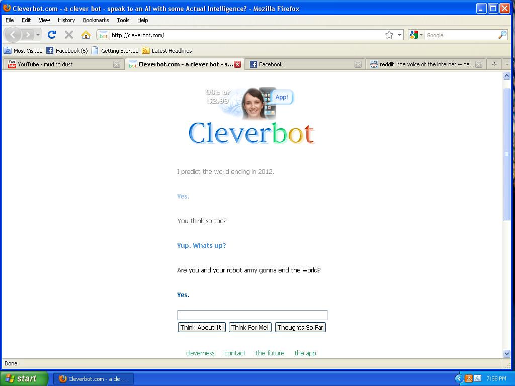 The World's Best Photos of cleverbot - Flickr Hive Mind