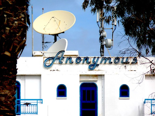 Anonymous @ Cyprus Feb 2011