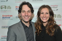 Paul Rudd and Julia Roberts