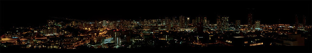 Honolulu City Lights 03