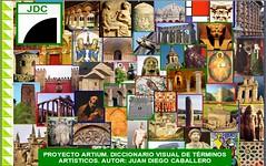 Diccionario visual de términos artísticos 2