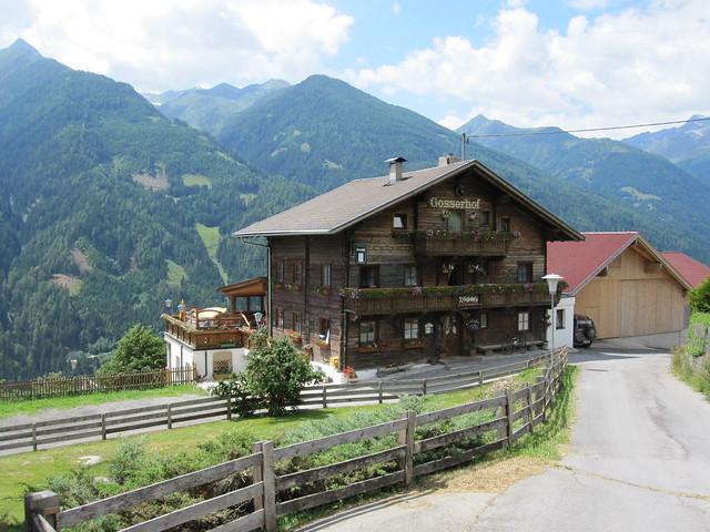 Gösserhof in Zedlach