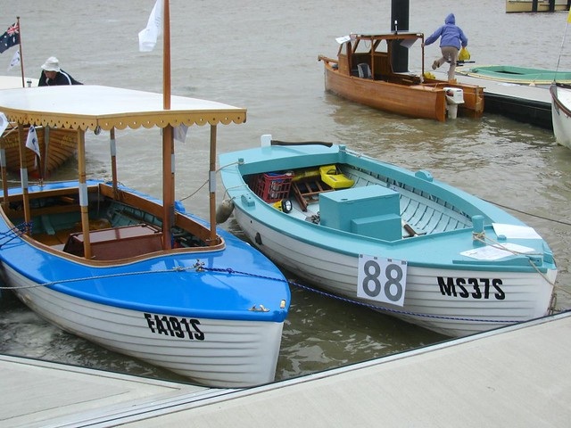Photos from Goolwa Wooden Boat Show 2011 – looking forward to 2013!