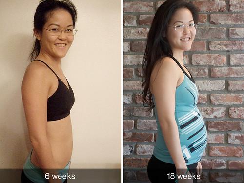 6weeks to 18weeks
