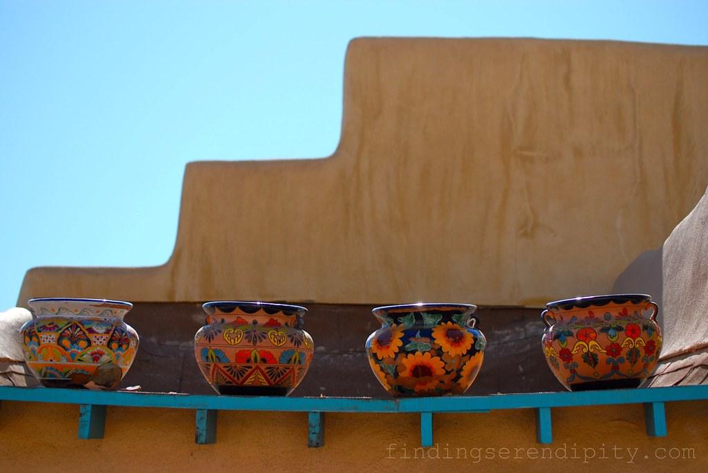 pots, new mexico