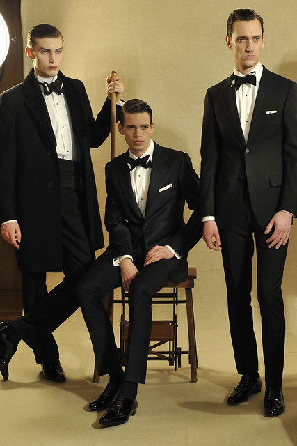 FW11_London_Alfred Dunhill002_Charlei France&Mark Cox