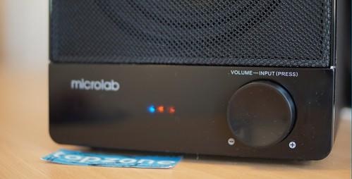 Microlab H12W bevielė 2.0 audio sistema