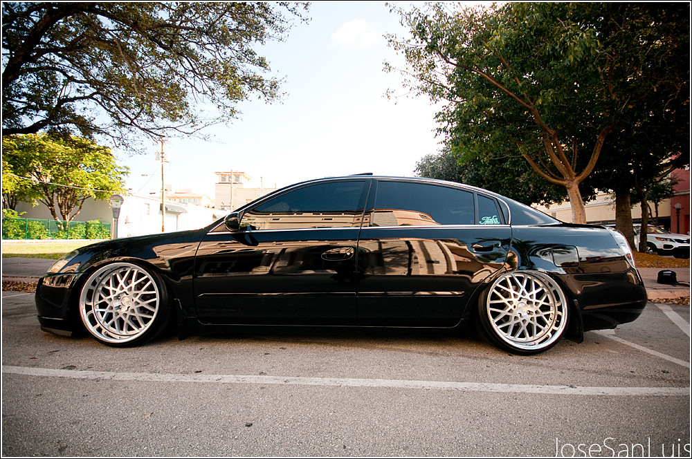 Not The Average Vip Nissan Altima Clublexus Lexus Forum