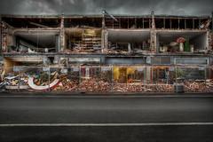 Where Do I Begin (Steve.Lawton) Tags: newzealand christchurch canon earthquake destruction canter