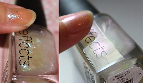 CND Sapphire Sparkles